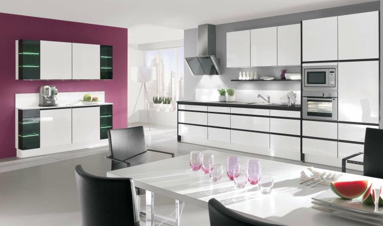Kuhinje Nobilia nemška kakovost