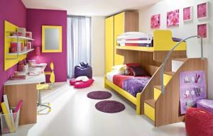 Otroška soba Colombini Volo