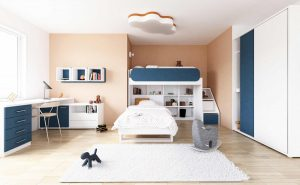 Otroška soba Mali Princ